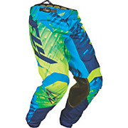 Fly Racing Kinetic Glitch Pant - Blue-Hi-Vis 2015